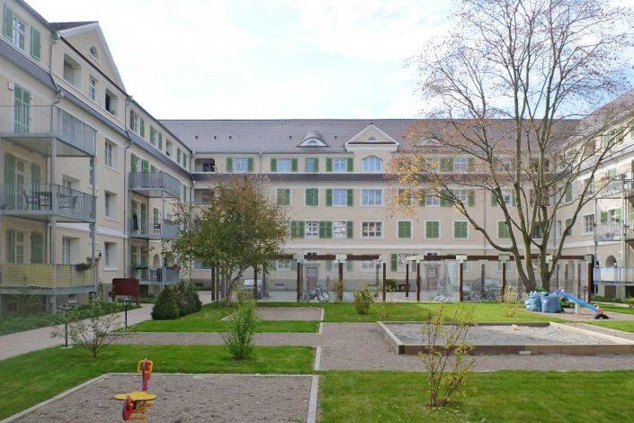 Lüftung Neue Höfe Ludwigshafen 1