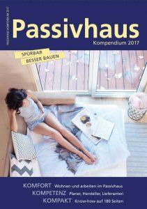 Wohnungszentrale Lüftung - Passivhaus Kompendium 2017