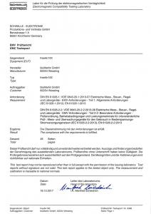 Schwille EMV-Kurzbericht